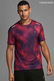 Calvin Klein Performance Galaxy Print T-Shirt