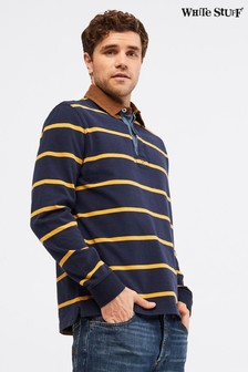 White Stuff Crossfield Stripe Rugby Shirt