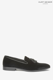 Kurt Geiger London Randolph Black Shoes