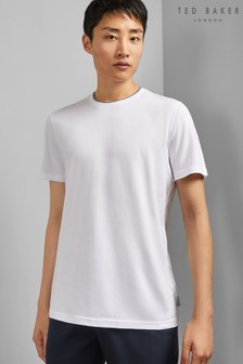 Ted Baker Sink Crew Neck Cotton T-Shirt