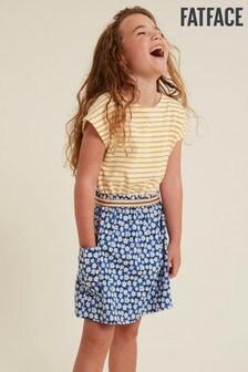FatFace Blue Daisy Print Martha Dress