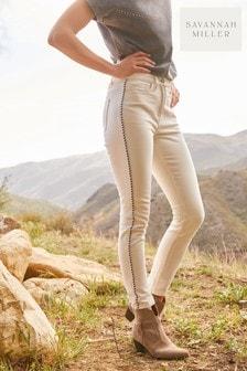 Savannah Miller Skinny Jeans