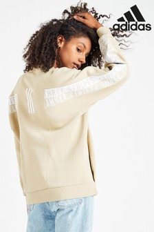 adidas Must Have Word Crew Top