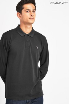 GANT Original Long Sleeved Poloshirt