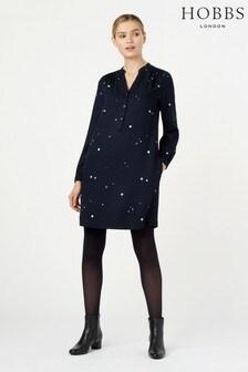 Hobbs Blue Effie Dress