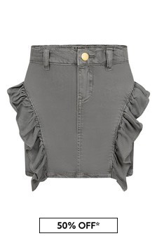 Molo Girls Grey Skirt