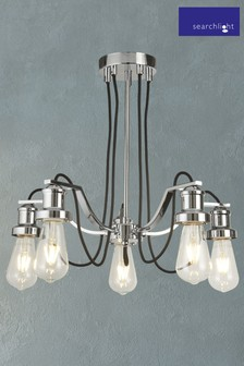 Penny 5 Light Chandelier by Searchlight