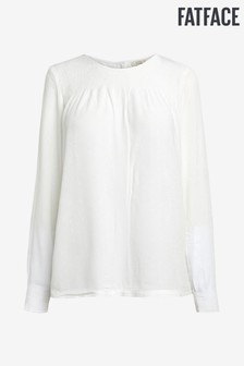 FatFace Natural Ellen Blouse
