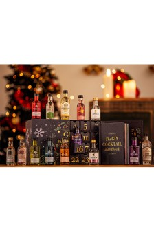 24 Gin Advent Calendar by Halewood