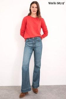 White Stuff Denim Flare Jeans