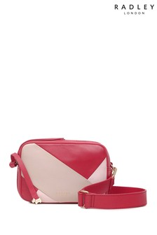 Radley London Alba Place - Patchwork Small Zip Around Crossbody Bag
