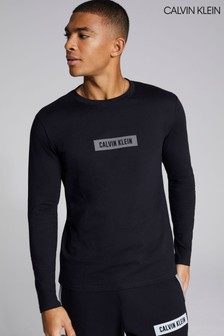 Calvin Klein Black Long Sleeve T-Shirt