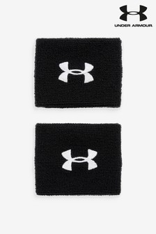 Under Armour Black Wristband