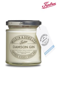Damson Gin Jam Jar Candle by Tiptree