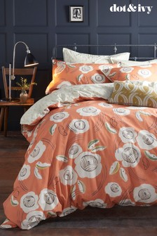 Dot & Ivy Lindy Duvet Cover and Pillowcase Set