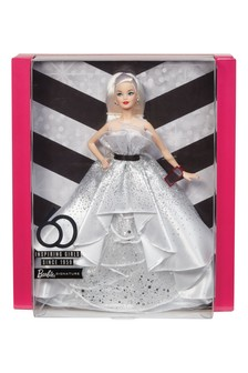Barbie Collector 60th Anniversary Celebration Doll With Diamond Inspired Gown
