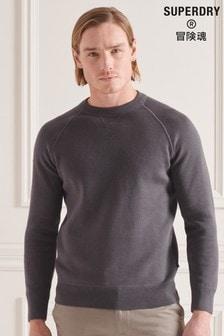 Superdry Essential Cotton Crew Neck Sweatshirt