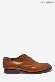 Kurt Geiger London Granville Tan Shoes