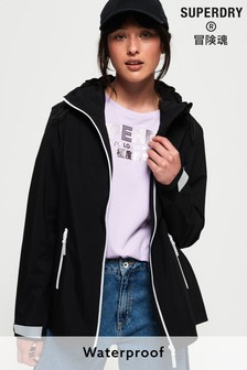 Superdry Harpa Waterproof Jacket
