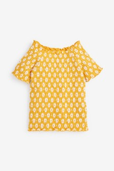 Shirred Top (3-16yrs)