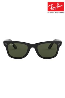 Ray-Ban® Black Wayfarer Sunglasses