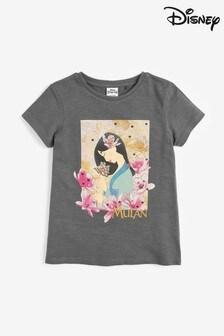Disney™ Mulan Licence Sequin T-Shirt (3-16yrs)