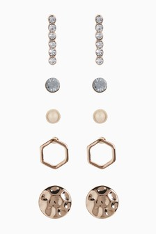 Stud Earrings Pack