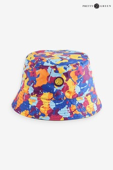 Pretty Green Festival Camo Bucket Hat