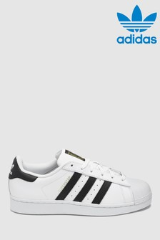 pretty nice 269e2 9e6bb adidas Originals Superstar Trainers