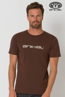Animal Brown Classico T-Shirt