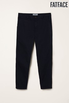 FatFace Blue Devon Ankle Grazer Chinos