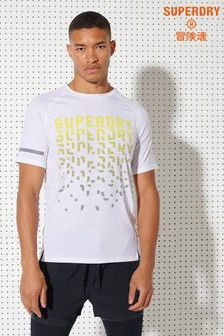 Superdry Run Graphic Cooling T-Shirt