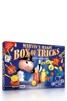 Marvins Magic 125 Box of Tricks