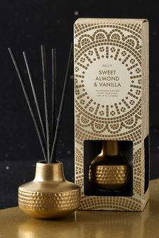 Sweet Almond & Vanilla 100ml Diffuser