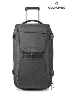 Craghoppers Black 70L 28 Inch Wheelie Travel Bag