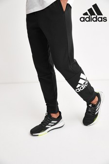 adidas Black Must Have Badge of Sport Joggers