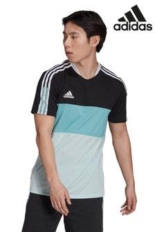 adidas Black Tiro T-Shirt