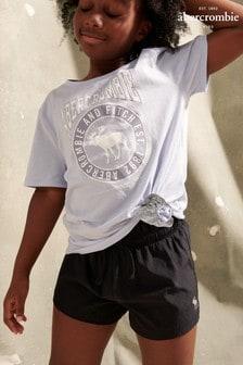 Abercrombie & Fitch Fleece Active Shorts