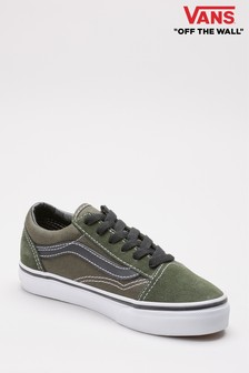 Vans Green Old Skool