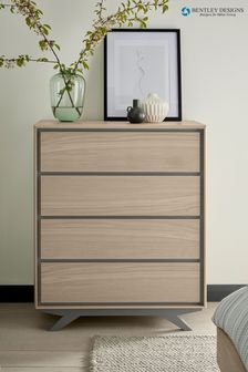 Brunel 4 Drawer Chest by Bentley Designs