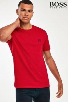 BOSS Tales Square Logo T-Shirt