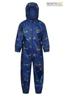 Regatta Peppa Pig™ Blue Waterproof Pobble Suit