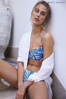 Mint Velvet Bandeau Bikini Top