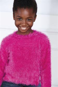 Fluffy Sweater (3-16yrs)