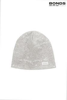 Bonds Grey Beanie Hat