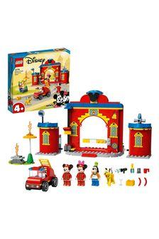 LEGO 10776 Disney Mickey Mouse Fire Engine & Station Set