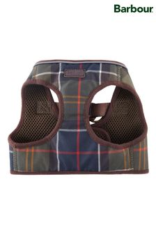 Barbour® Tartan Step In Dog Harness