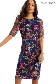 Phase Eight Teodora Embroidered Dress