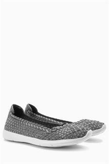 Weave Slip-Ons