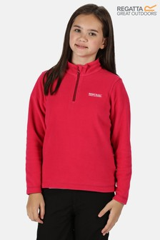 Regatta Hot Shot II Overhead Half Zip Fleece Top